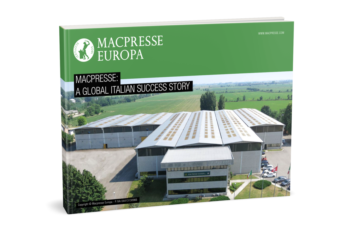 Macpresse - Balers and plants for waste treatment